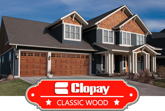 St louis classic wood garage doors classic wood for Cost to build a garage st louis