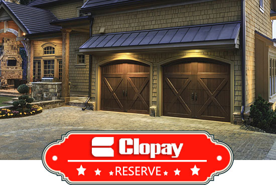 St louis reserve garage door reserve wood collection for Garage door repair st louis mo