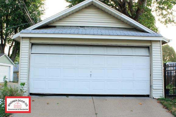 St Louis Garage Door Track Repair