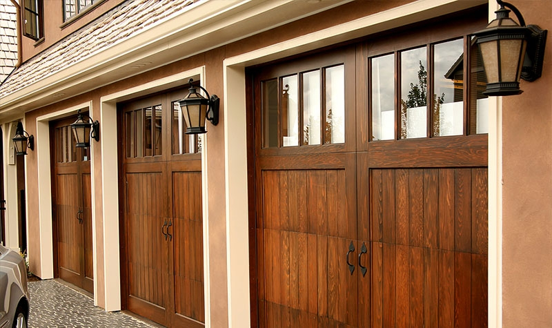 Clopay Canyon Ridge Garage Door Featured on PBS Television Series